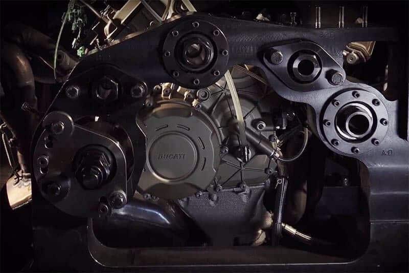 ฟังเสียงเครื่อง Desmosedici Stradale โหดๆ เขย่าโสตประสาท V4 210 แรงม้า พาเร้าใจ | MOTOWISH 51