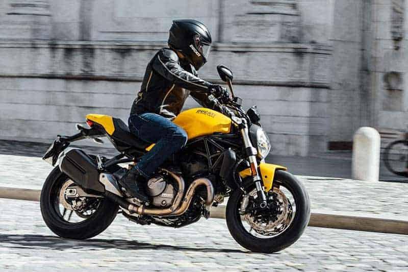 ยกระดับ ปรับออฟชั่น!! Ducati Monster 821 2018 ฉลอง 25 ปี ครอบครัวมอนสเตอร์ | MOTOWISH 101