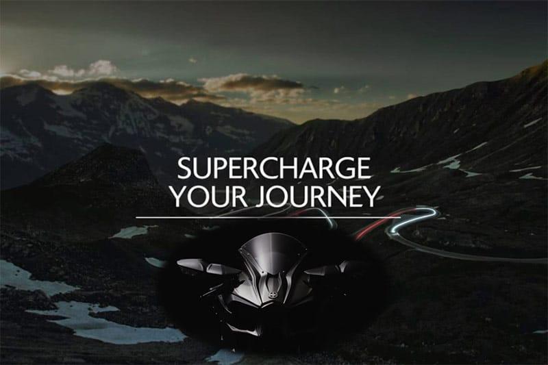 "Kawasaki ปล่อยทีเซอร์ ""Supercharge Your Journey"" หรือนี่คือ H2 เวอร์ชั่น Sport Touring? | MOTOWISH 46"