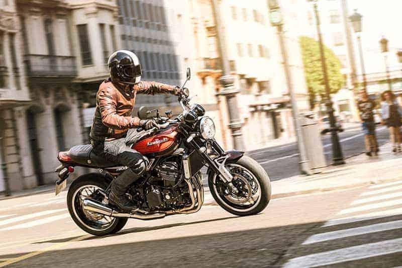 เจาะรายละเอียด ชมรูป และวิดีโอ Kawasaki Z900RS 2018 ตำนานที่หวนกลับมาอีกครั้ง | MOTOWISH 113