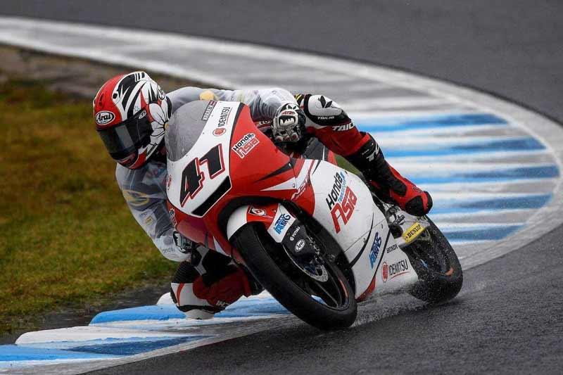 ชิพ นครินทร์ คว้าชัยอันดับที่ 11 เก็บ 5 แต้มฝากชาวไทยในศึก Moto3 JapaneseGP | MOTOWISH 6