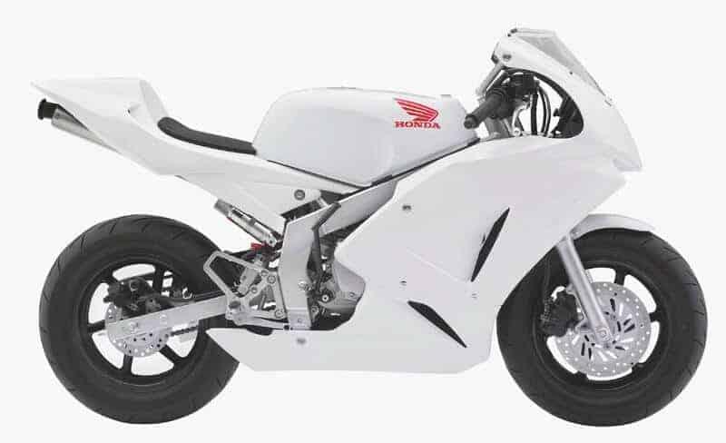 MotoWish-Honda-NSF100-Specification