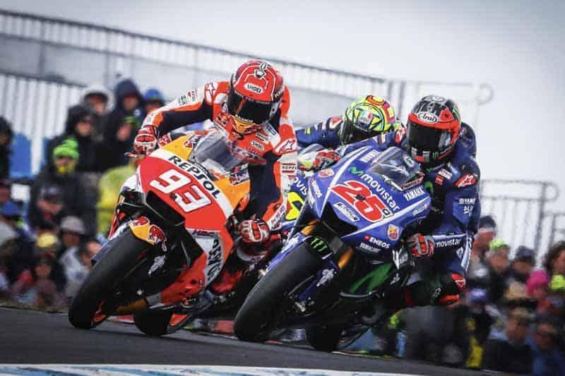 ย้อนหลังการแข่งขัน MotoGP 2017 สนามที่ 16 Australian GP สุดยอดความมันส์ระดับล้อชนล้อ | MOTOWISH 141