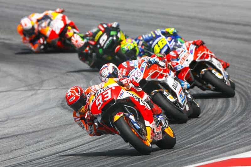 ตารางเวลาถ่ายทอดสด MotoGP สนามที่ 16 Australian GP ระเบิดความมันส์ศึกชิงตำแหน่งแชมป์โลก | MOTOWISH 39