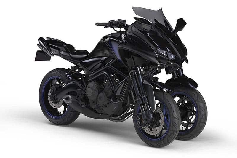 ชมทีเซอร์ ว่าที่รถใหม่ Yamaha MWT-9 รถ 3 ล้อ เครื่อง 3 สูบ ที่จะปฏิวัติการขับขี่อย่างสิ้นเชิง | MOTOWISH 20