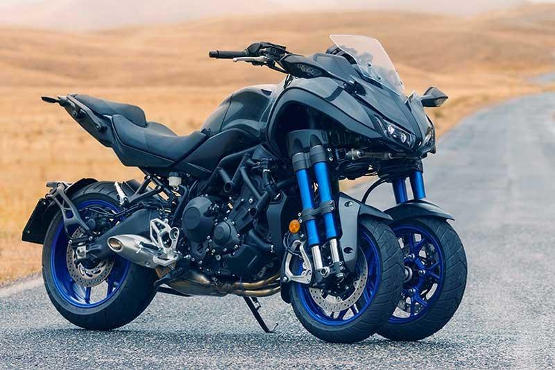 Yamaha Niken 5 - เผยโฉม Yamaha Niken รถ 3 ล้อสุดล้ำ ได้รับการยืนยัน ทำขายแน่นอน!! - หนึ่งในจักรยายนต์สุดล้ำที่ได้รับกล่าวถึงเป็นอย่างมาก นั่นคือ Yamaha Niken เจ้า 3 ล้อคันโต ที่เคยเห็นผ่านตาในรูปแบบรถคอนเซ็ป Yamaha MWT-9 ที่งานโตเกียว มอเตอร์โชว์ เมื่อปี 2015 ล่าสุดงานโตเกียว มอเตอร์โชว์ 2017 ค่าย Yamaha เผยโฉม