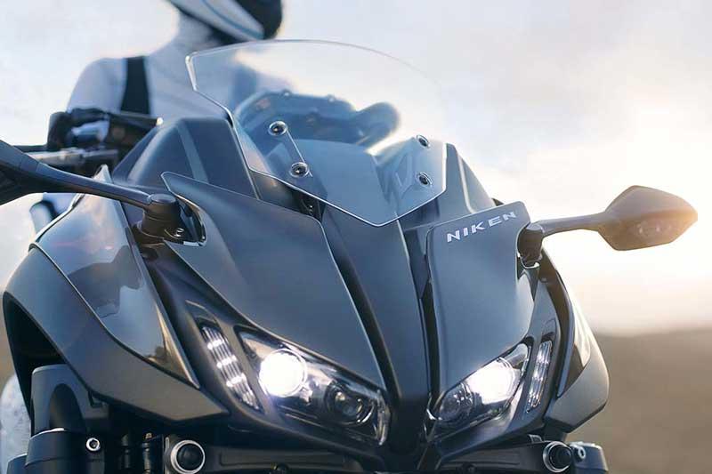 Yamaha Niken - เผยโฉม Yamaha Niken รถ 3 ล้อสุดล้ำ ได้รับการยืนยัน ทำขายแน่นอน!! - หนึ่งในจักรยายนต์สุดล้ำที่ได้รับกล่าวถึงเป็นอย่างมาก นั่นคือ Yamaha Niken เจ้า 3 ล้อคันโต ที่เคยเห็นผ่านตาในรูปแบบรถคอนเซ็ป Yamaha MWT-9 ที่งานโตเกียว มอเตอร์โชว์ เมื่อปี 2015 ล่าสุดงานโตเกียว มอเตอร์โชว์ 2017 ค่าย Yamaha เผยโฉม