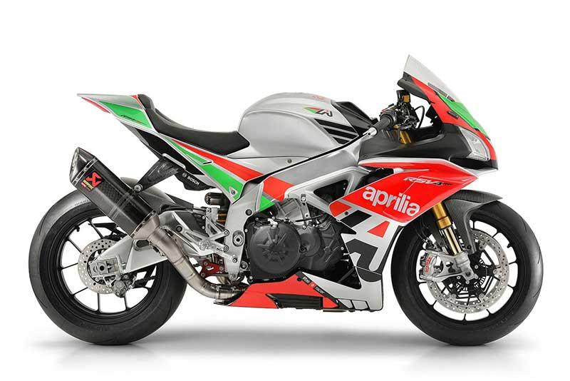 Aprilia RSV4 Factory Works Kit แรง 215 ม้า ติด Winglets ถอดแบบ MotoGP | MOTOWISH 31