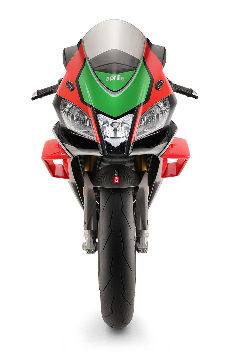 Aprilia RSV4 Factory Works Kit แรง 215 ม้า ติด Winglets ถอดแบบ MotoGP | MOTOWISH 47