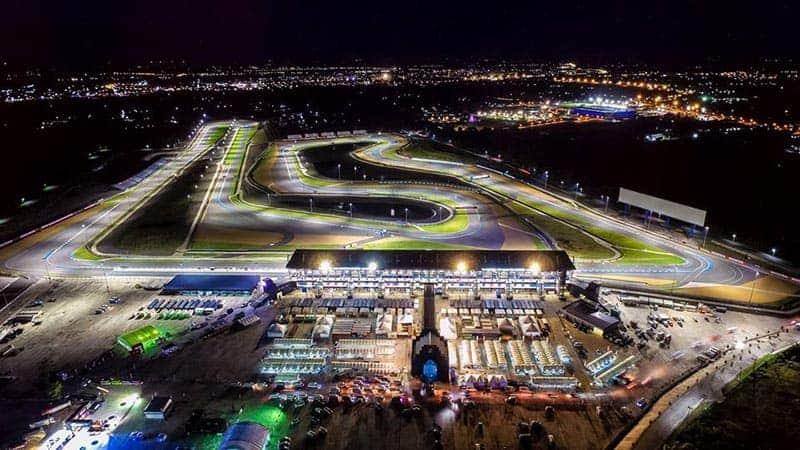 "Chang International Circuit 1 - บุรีรัมย์ฯ ชวนตอบแบบสอบถาม ""กำหนดราคาบัตร MOTO GP"" ลุ้นรับตั๋วเข้าชมแบบ VIP พร้อมรางวัลดีๆอีกมากมาย - บริษัท บุรีรัมย์ยูไนเต็ด อินเตอร์เนชั่นแนล เซอร์กิต จำกัด ผู้บริหารสิทธิประโยชน์การแข่งขันมอเตอร์ไซค์ชิงแชมป์โลก รายการ MOTO GP 2018 ซึ่งจะจัดการแข่งขันที่สนามช้าง อินเตอร์เนชั่นแนล เซอร์กิต จังหวัดบุรีรัมย์ ระหว่างวันที่ 5-7 ตุลาคม 2561 ออกแบบสอบถามให้แฟน MOTO GP ชาวไทย ตอบ"