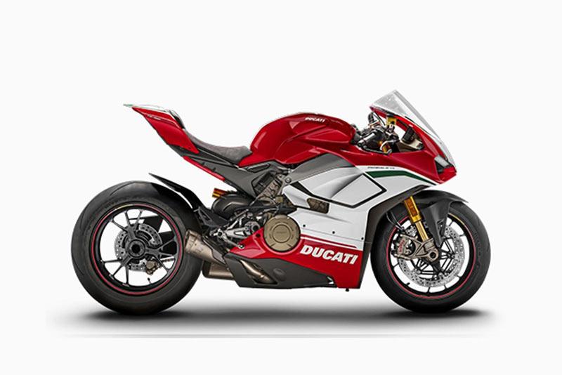"""ท็อปสุดในรุ่น 226 แรงม้า """"Ducati Panigale V4 Speciale"""" พกอุปกรณ์มาแน่นเอี้ยด   MOTOWISH 160"""