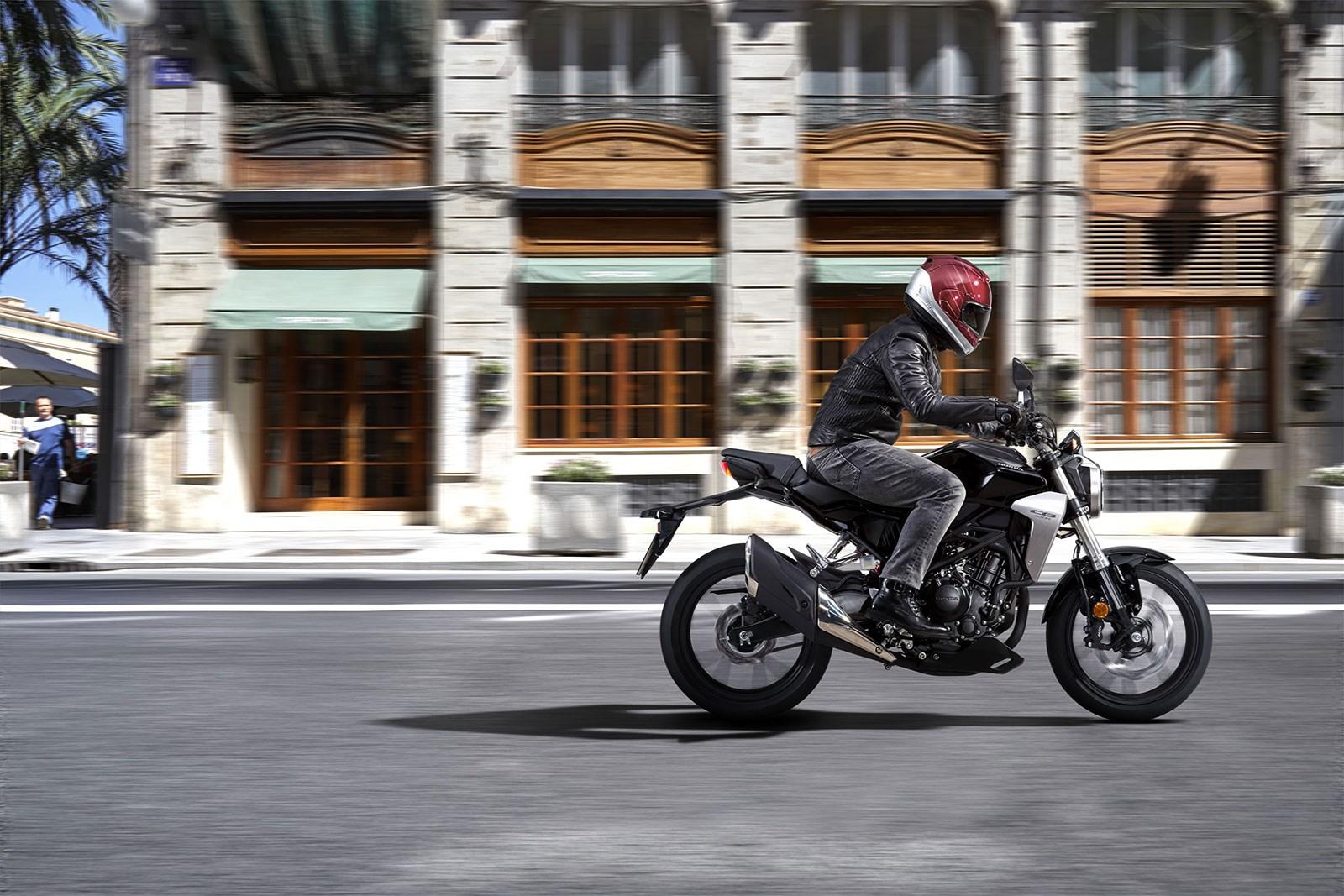 Honda CB300R เน็คเก็ตไบค์สุดเท่ เทสไตส์มาจาก CB1000R | MOTOWISH 46
