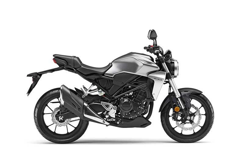 Honda CB300R เน็คเก็ตไบค์สุดเท่ เทสไตส์มาจาก CB1000R | MOTOWISH 44