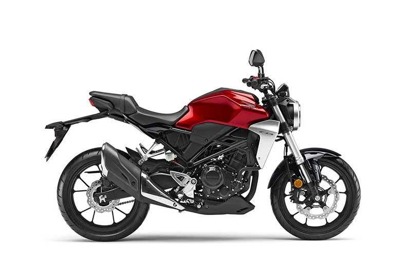 Honda CB300R เน็คเก็ตไบค์สุดเท่ เทสไตส์มาจาก CB1000R | MOTOWISH 45