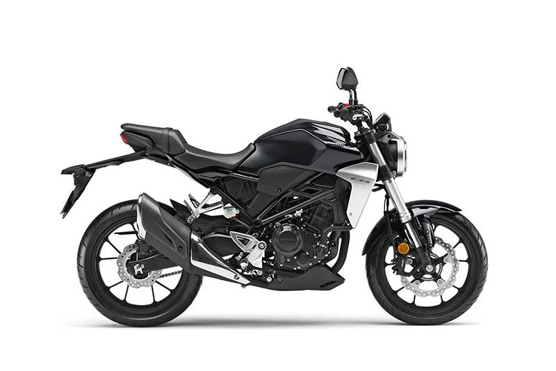 Honda CB300R เน็คเก็ตไบค์สุดเท่ เทสไตส์มาจาก CB1000R | MOTOWISH 47