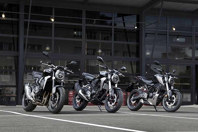 Honda CB300R เน็คเก็ตไบค์สุดเท่ เทสไตส์มาจาก CB1000R | MOTOWISH 52