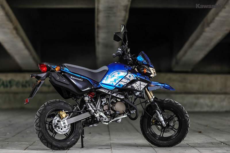 """Kawasaki เปิดตัว KSR """"Final Edition"""" 2 สีใหม่ ลาย Camo โดนใจวัยซ่าส์ ราคาเพียง 5.56 หมื่น   MOTOWISH 61"""