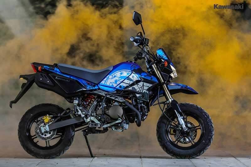 """Kawasaki เปิดตัว KSR """"Final Edition"""" 2 สีใหม่ ลาย Camo โดนใจวัยซ่าส์ ราคาเพียง 5.56 หมื่น   MOTOWISH 63"""