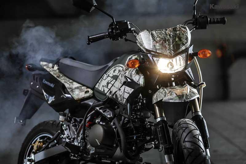 """Kawasaki เปิดตัว KSR """"Final Edition"""" 2 สีใหม่ ลาย Camo โดนใจวัยซ่าส์ ราคาเพียง 5.56 หมื่น   MOTOWISH 65"""