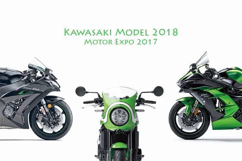 Kawasaki เผยราคารถใหม่ปี 2018 ก่อนเปิดตัวงาน Motor Expo ไฮไลท์เด็ด Ninja 400, Ninja ZX-10R SE, Ninja H2 SX และ Z900RS | MOTOWISH 51