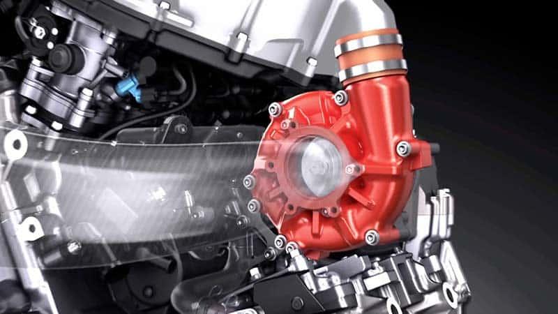 สื่อดัตช์เผยขุมพลัง Kawasaki H2 SX รถสปอร์ตทัวริ่งพ่วงซุปเปอร์ชาร์จ ปล่อยม้ามา 157 ตัว | MOTOWISH 145