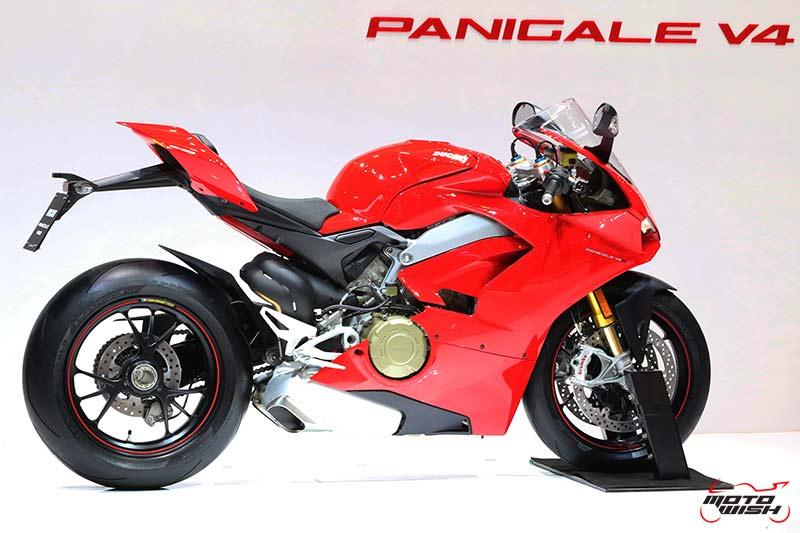 Ducati เผยโฉม Panigale V4 ครั้งแรกในไทย พร้อมเปิดราคาขายเริ่มต้น 949,000 บาท (Motor Expo 2017) | MOTOWISH 6