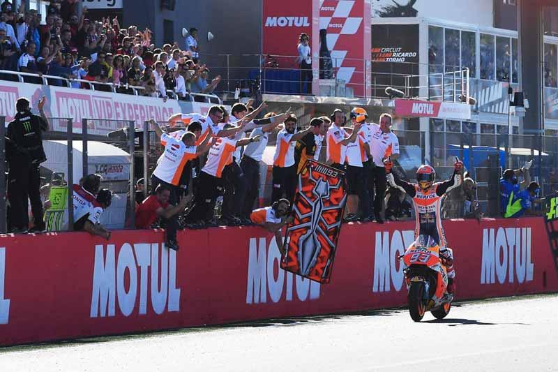 MotoWish-MotoGP-2017-Round-18-Marquez-Winner