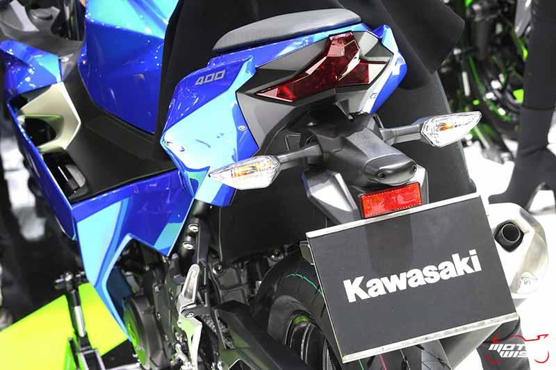 Kawasaki เปิดตัวรถใหม่ 7 รุ่น พร้อมกระหน่ำโปรโมชั่นแรงส่งท้ายปี (Motor Expo 2017) | MOTOWISH 50