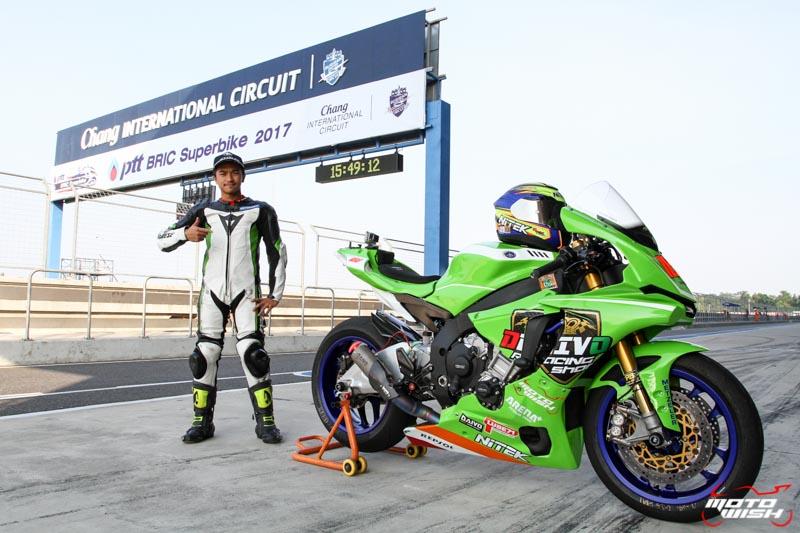เจาะรถแข่ง Noi Daivo กับรถ Yamaha YZF-R1M ในศึก PTT BRIC Superbike 2017 สนามสุดท้าย | MOTOWISH 127