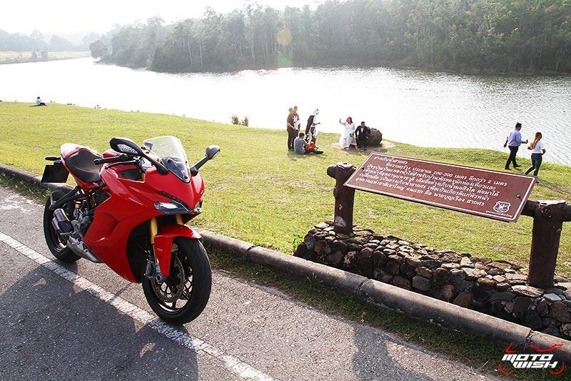 รีวิว Ducati Supersport S 2017 สปอร์ตไบค์ฟังก์ชั่นทัวร์ริ่ง ฟิลลิ่งสุดเร้าใจ   MOTOWISH 63