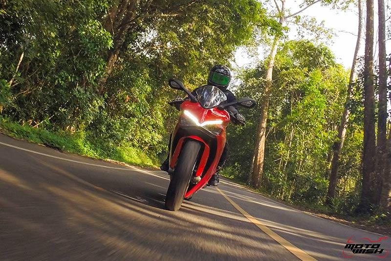 รีวิว Ducati Supersport S 2017 สปอร์ตไบค์ฟังก์ชั่นทัวร์ริ่ง ฟิลลิ่งสุดเร้าใจ | MOTOWISH 35
