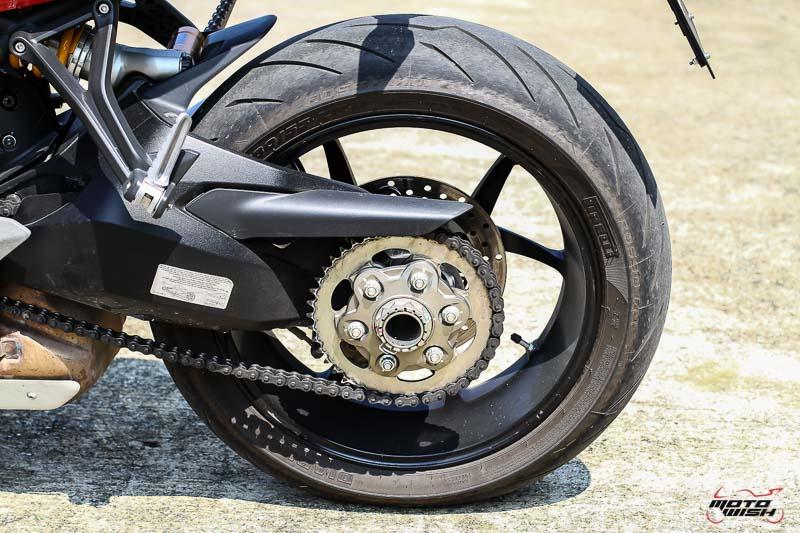 รีวิว Ducati Supersport S 2017 สปอร์ตไบค์ฟังก์ชั่นทัวร์ริ่ง ฟิลลิ่งสุดเร้าใจ   MOTOWISH 68