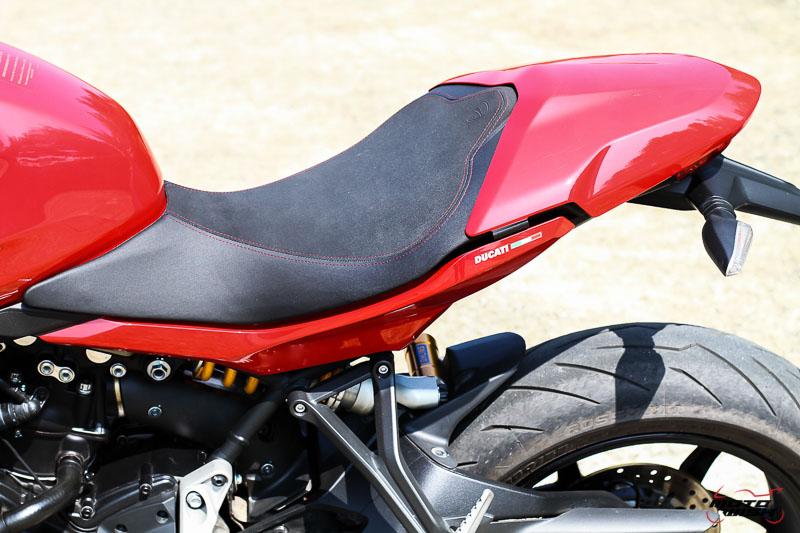 รีวิว Ducati Supersport S 2017 สปอร์ตไบค์ฟังก์ชั่นทัวร์ริ่ง ฟิลลิ่งสุดเร้าใจ   MOTOWISH 78