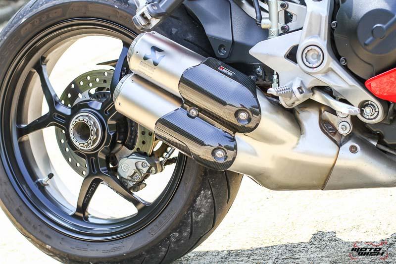 รีวิว Ducati Supersport S 2017 สปอร์ตไบค์ฟังก์ชั่นทัวร์ริ่ง ฟิลลิ่งสุดเร้าใจ   MOTOWISH 80