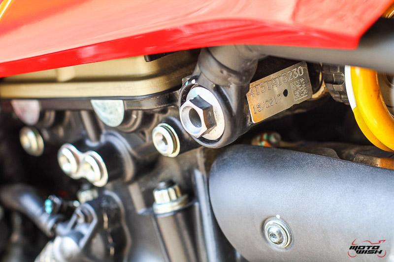 รีวิว Ducati Supersport S 2017 สปอร์ตไบค์ฟังก์ชั่นทัวร์ริ่ง ฟิลลิ่งสุดเร้าใจ   MOTOWISH 86