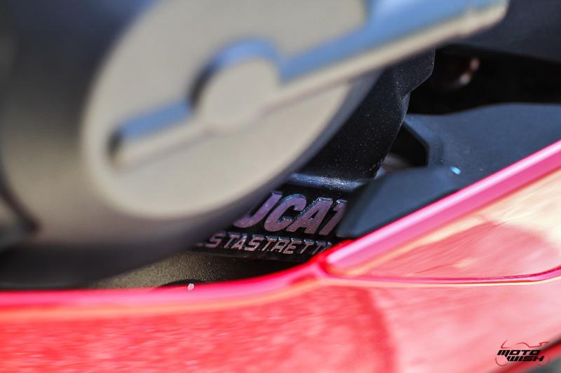 รีวิว Ducati Supersport S 2017 สปอร์ตไบค์ฟังก์ชั่นทัวร์ริ่ง ฟิลลิ่งสุดเร้าใจ   MOTOWISH 95
