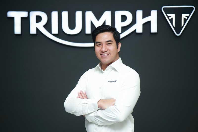 ครั้งแรกในเอเชีย Triumph เปิดตัว Bonneville Bobber Black & Speedmaster พร้อมราคารับจอง | MOTOWISH 46