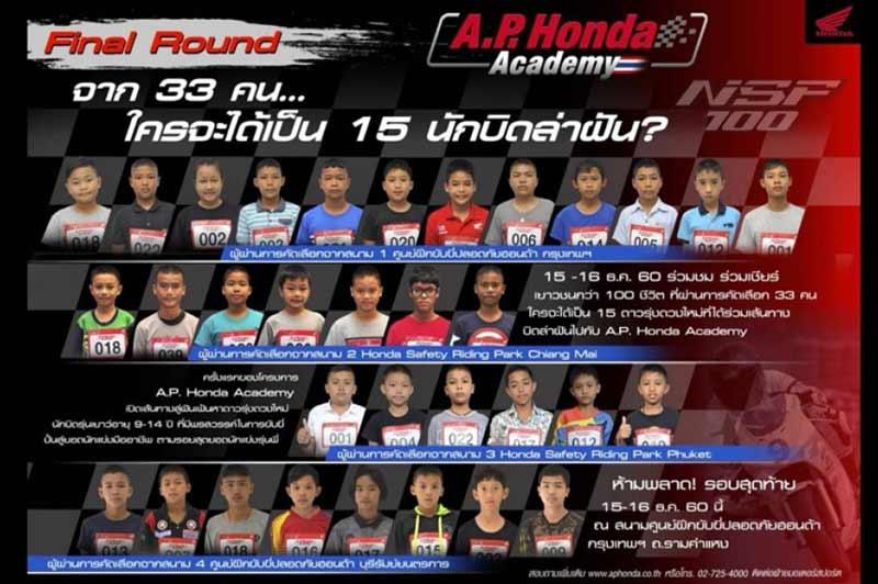 A.P.-Honda-Academy-2017-Round-4-Bangkok-List