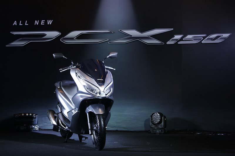 "Honda เปิดตัว ""All New PCX150"" ที่สุดของเทคโนโลยี และดีไซน์หรูที่เป็นหนึ่งเดียว   MOTOWISH 50"