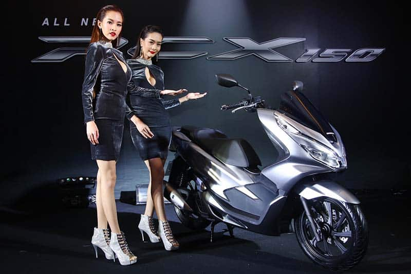 "Honda เปิดตัว ""All New PCX150"" ที่สุดของเทคโนโลยี และดีไซน์หรูที่เป็นหนึ่งเดียว | MOTOWISH 51"