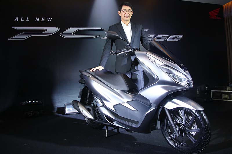 "Honda เปิดตัว ""All New PCX150"" ที่สุดของเทคโนโลยี และดีไซน์หรูที่เป็นหนึ่งเดียว   MOTOWISH 52"