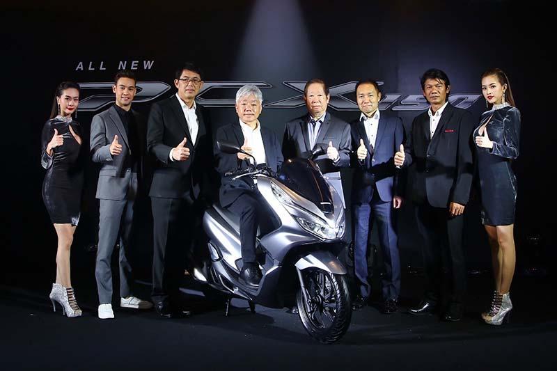 "Honda เปิดตัว ""All New PCX150"" ที่สุดของเทคโนโลยี และดีไซน์หรูที่เป็นหนึ่งเดียว   MOTOWISH 53"