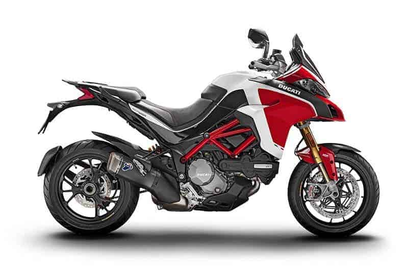 เปิดตัวแล้วในไทย Ducati Multistrada 1260 S & Multistrada 1260 Pikes Peak (Motor Expo 2017) | MOTOWISH 22