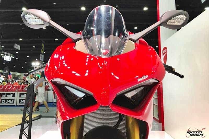 Ducati Panigale V4 คว้าแชมป์ซูเปอร์ไบค์ที่มียอดจองสูงสุดในประเทศไทย | MOTOWISH 43