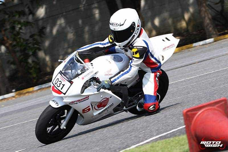 ประกาศผลรายชื่อ 15 นักบิดดาวรุ่งเข้าสู่สังกัด เอ.พี.ฮอนด้า อะคาเดมี เส้นทางสู่ MotoGP ปี 2025 | MOTOWISH 50
