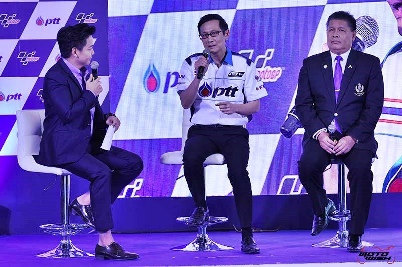 """ปตท. สร้างประวัติศาสตร์หน้าใหม่ ให้คนไทยได้สัมผัสเกมส์การแข่งขัน """"MotoGP"""" ครั้งแรกในเมืองไทย   MOTOWISH 51"""
