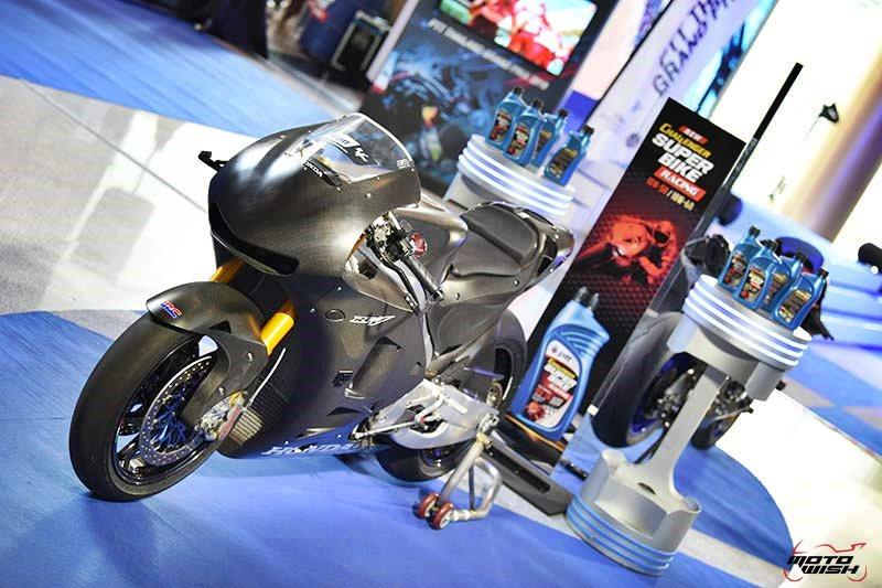 """ปตท. สร้างประวัติศาสตร์หน้าใหม่ ให้คนไทยได้สัมผัสเกมส์การแข่งขัน """"MotoGP"""" ครั้งแรกในเมืองไทย   MOTOWISH 52"""