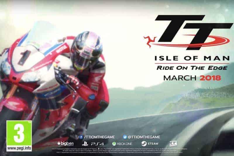 ไม่ต้องบินไปเสี่ยงตาย คุณก็ได้ปิดเกาะเทโค้งมันส์ๆบนถนน ในรายการ Isle of Man TT | MOTOWISH 47