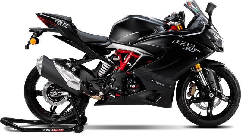 TVS-Apache-RR-310-black