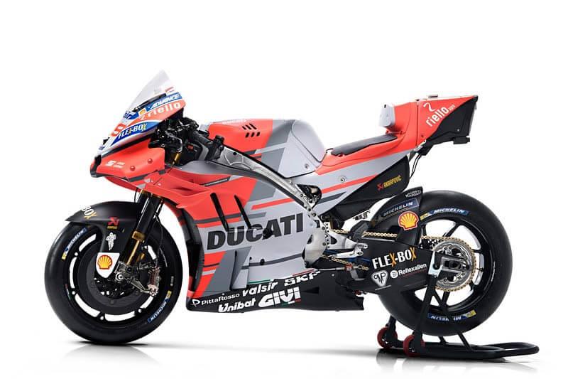 Ducati เปิดตัวเครื่องจักรสังหาร Desmosedici GP18 สวยล้ำ ทันสมัยในทุกมุมมอง | MOTOWISH 6